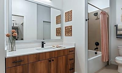 Bathroom, 4410 Ross Ave, 2