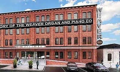 Building, Weaver Point Lofts, 0