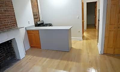 Bedroom, 355 W 47th St, 2