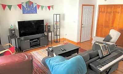 Living Room, 29 Houghton St, 1