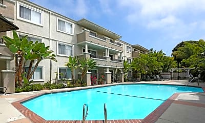 Pool, Playa Pacifica Apartments, 0