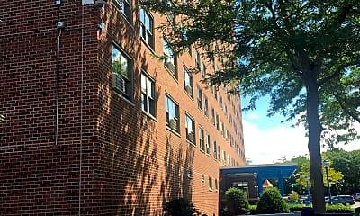 Ridge Tower apartments, 1