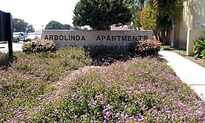 Arbolinda Apartments, 1