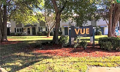 Community Signage, The VUE at Greensboro, 0