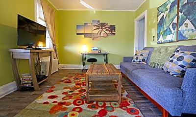 Living Room, 71 Webb Ave A, 1