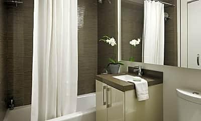 Bathroom, 405 W 42nd St, 2