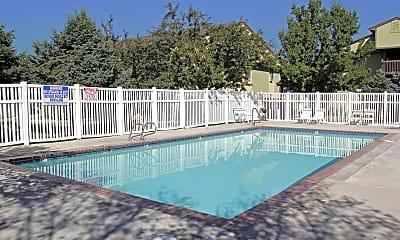Pool, Apartments at Decker Lake, 0