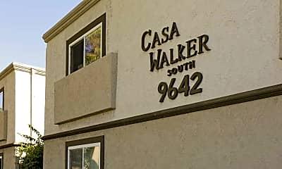 Building, Casa Walker, 1