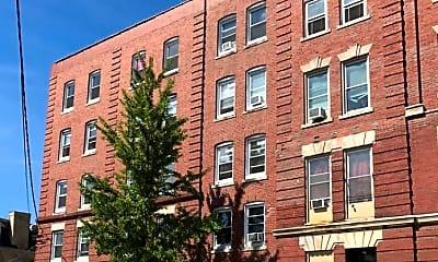 Building, Gordon Ridge Apartments, 0