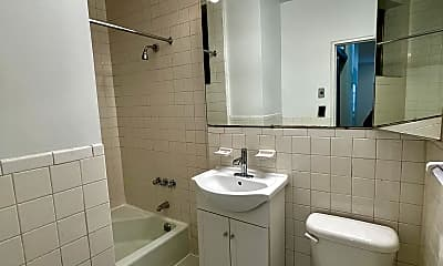 Bathroom, 214 E 83rd St, 2
