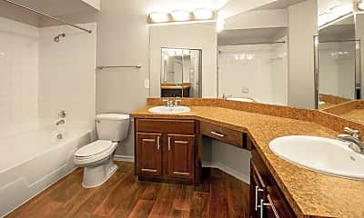 Bathroom, Colonial Grand at Valley Ranch, 2