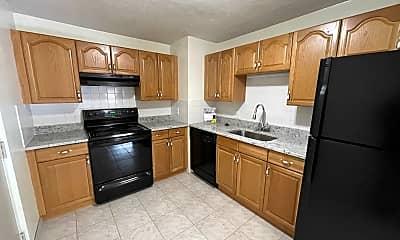 Kitchen, 31 Walnut St, 1