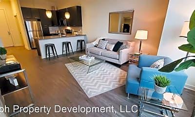 Living Room, 5204 S 76th Street, 2