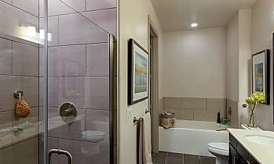 Bathroom, 1505 Elm St, 2