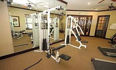 Fitness Weight Room, 7575 Callaghan Rd, 1