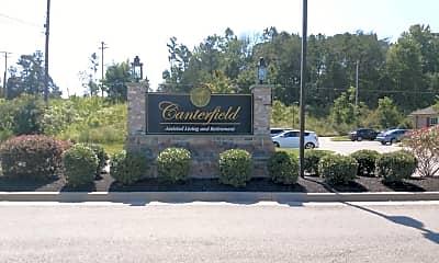 Canterfield of Oak Ridge, 1