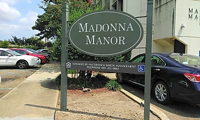 Madonna Manor Apartments, 1