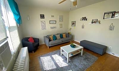 Living Room, 5108 1st St NW, 0