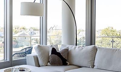 Living Room, 30 Melrose Terrace 201, 1