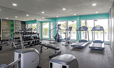 Fitness Weight Room, 507 S 1st St, 2
