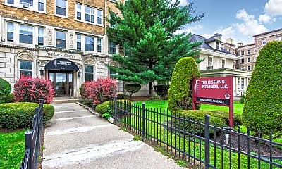 Building, Gates Circle-Delaware Apartments, 1