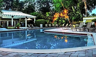 Pool, The Glades, 1