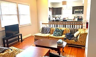 Living Room, 250 Waterman St, 1