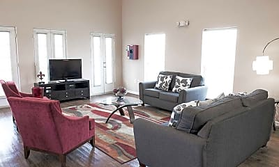 Living Room, Sugar Hill Crossing, 1