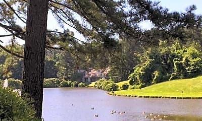 Lake, Andover at Crabtree, 1