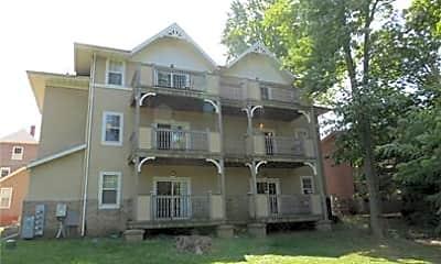 Building, 606 1/2 W Elm St, 1