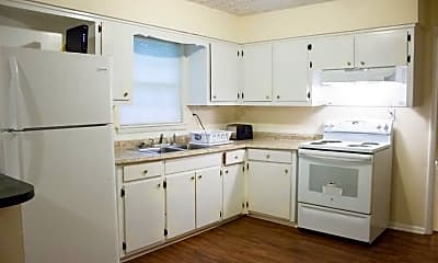 Kitchen, Room for Rent -  a 10 minute walk to bus 9, 1