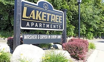 Laketree Apartments, 2