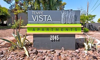 Community Signage, Tempe Vista, 2