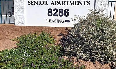West Cliff Pines Senior Apartments, 1