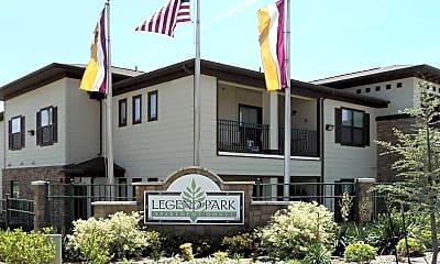 Building, Legend Park Apartments Phase I & II, 0