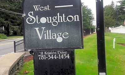 West Stoughton Village, 1