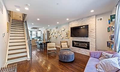 Living Room, 2621 E Letterly St, 0