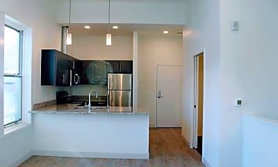 Kitchen, The Baldwin, 1