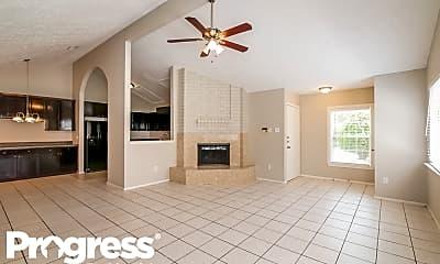 Living Room, 7105 Haven Creek Dr, 1
