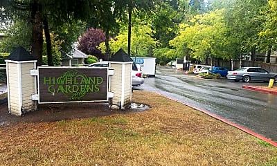 Highland Gardens, 1
