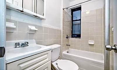 Bathroom, 532 W 143rd St, 2