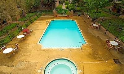 Pool, 1819 Babcock Rd, 1