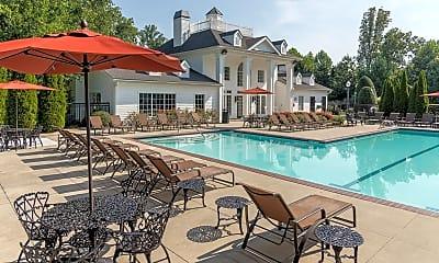 Pool, Swift Creek Commons, 0
