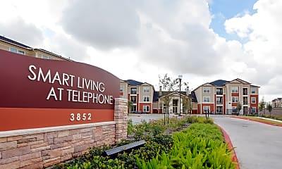 Community Signage, Smart Living at Telephone Road, 2