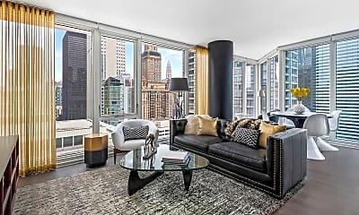 Living Room, 159 N Wabash Ave, 1
