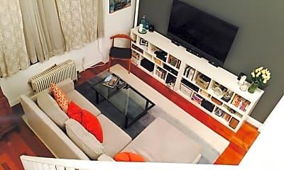 Bedroom, 50 W 14th St, 1