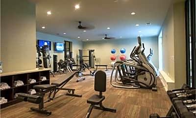 Fitness Weight Room, 4410 Westheimer Rd 4406, 0