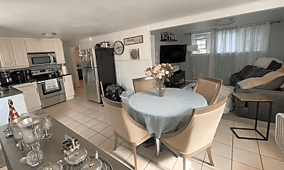 Dining Room, 74 Grover St, 1