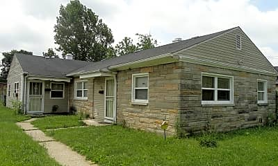Building, 5923 E 24th St, 2