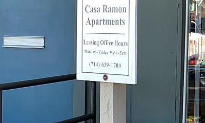 Casa Ramon, 1